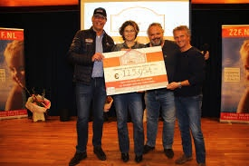 Jan Lammers rijdt rally voor PKAN