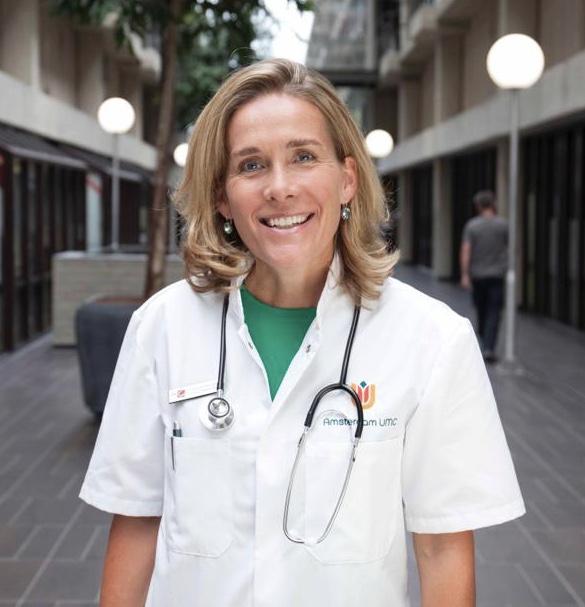 Prof. dr. Clara van Karnebeek nieuw lid RvA