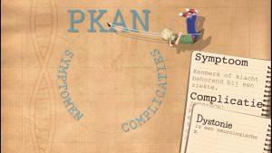 """Animatie 2: """"Symptomen en Complicaties bij PKAN"""""""